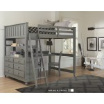 Full Size Loft Bed With Desk You Ll Love In 2020 Visualhunt