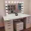 50 Makeup Vanity Table With Lighted Mirror You Ll Love In 2020 Visual Hunt