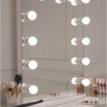 50 Vanity Mirror With Light Bulbs Visualhunt