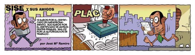 Gurú Ramiro - humor gráfico