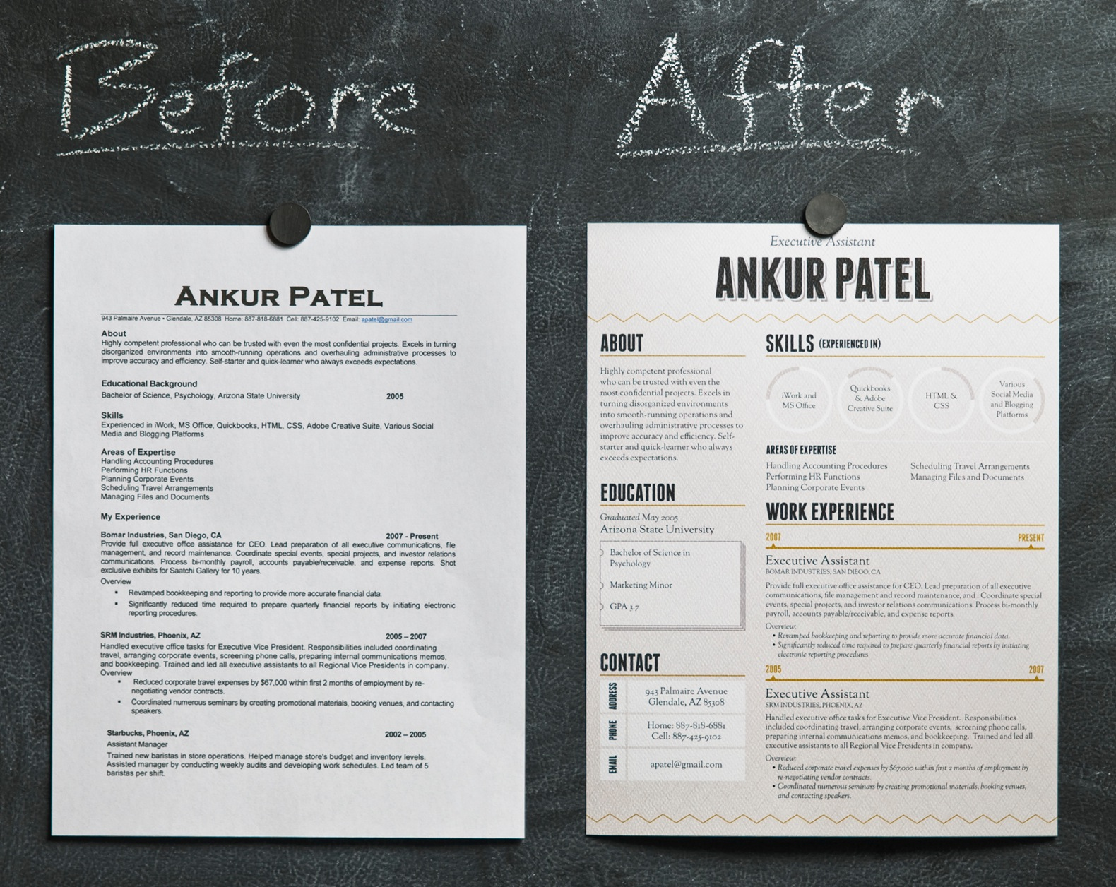 week 3 graphic resumes and adobe illustrator visual images on