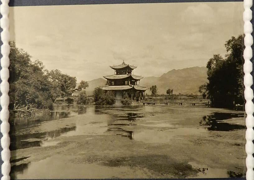 Photo 1 caption: Photograph 486, Joseph Rock Collection, Royal Botanic Garden Edinburgh. Photo: J. Richard