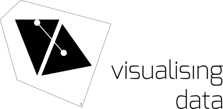 visualising data logo