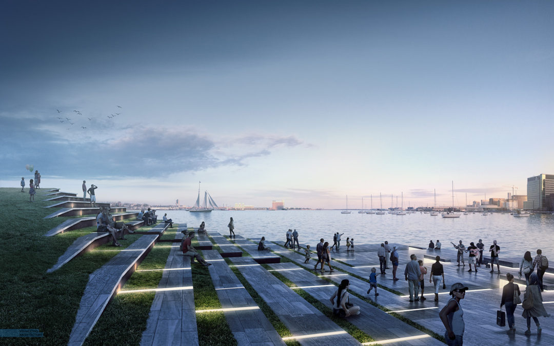 Harbor View Break Down Visualizing Architecture