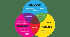 Venn Diagram  Charts  Data Visualization and Human Rights