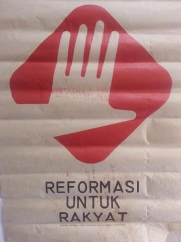 VJ_PosterReformasi_ReformasiuntukRakyat