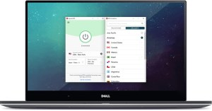 ExpressVPN desktop app