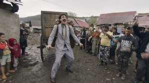 Borat 2 Borat in village