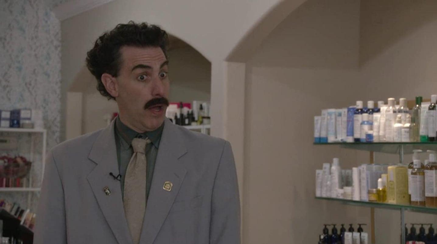 Borat 2 review Borat