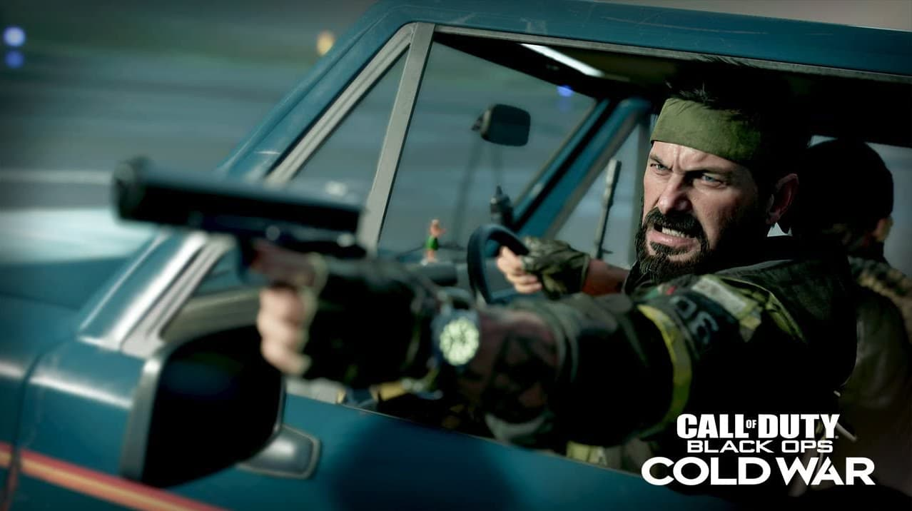 Call of Duty: Black Ops Cold War campaign