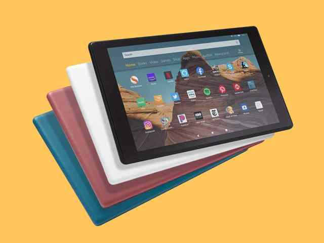 Amazon Fire HD 10 Tablet Review (2019)