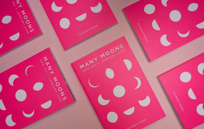 Many Moons Workbooks by Modern Women | Sarah Gottesdiener