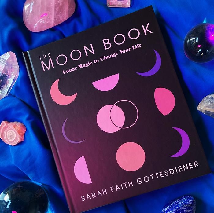 TheMoonBookbySarahFaithGottesdiener_ModernWomen_ManyMoons_Tarot_MoonMagic_Witchcraft