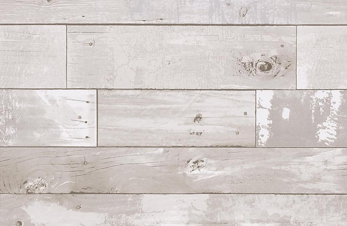 Wood Panelling Wallpaper