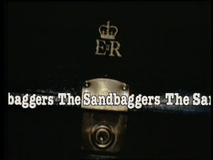 The Sandbaggers series 1 titles