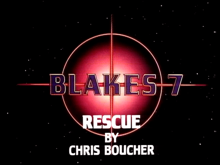 Rescue by Chris Boucher