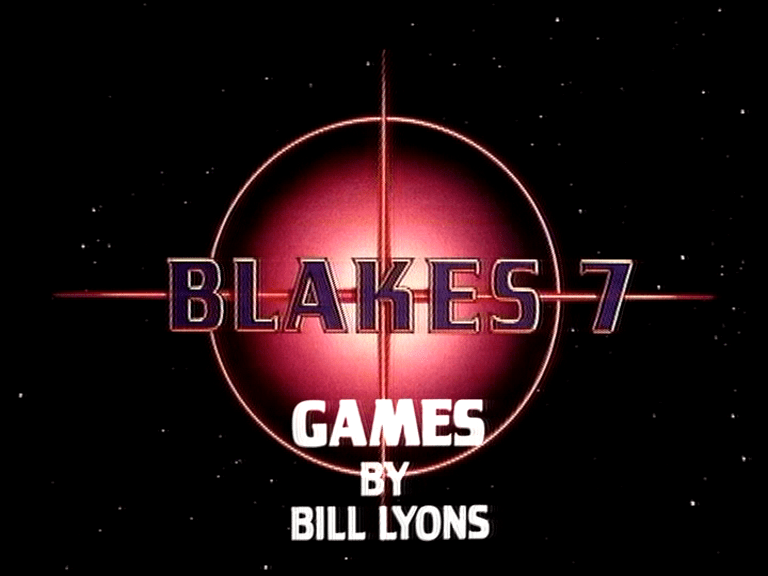 blake's 7 games by bill lyons
