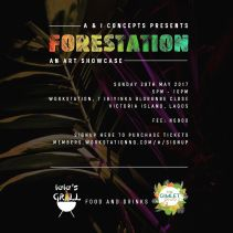 A&I Concepts presents Forestation