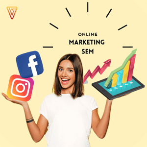 Como vender por las redes sociales marketing SEM en Visualpublik tu agencia de marketing digital