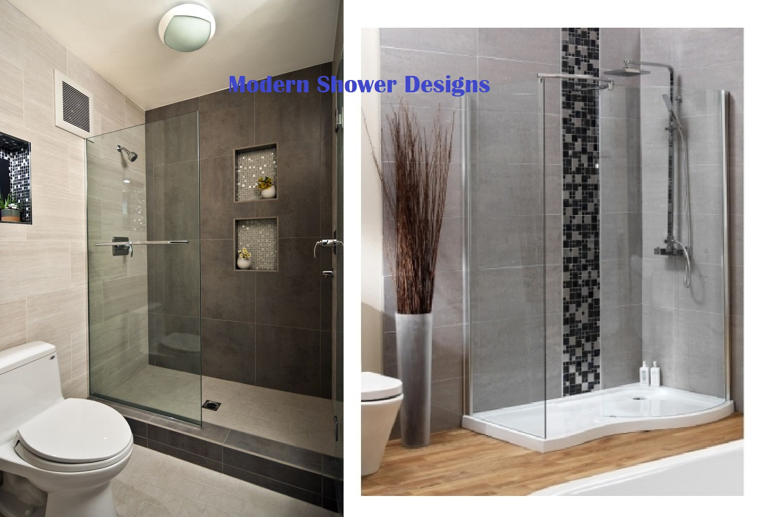Walk In Shower Designs For Homes