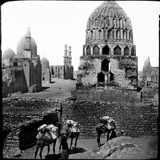 Cairo: Tomb of Laeherif (Tombs of Caliphs)