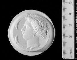 Coin cast