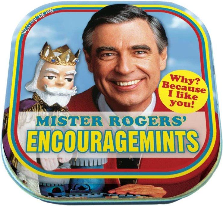 Mister Rogers Mints