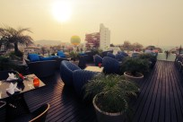 Rooftop at Dusit D2 Baraquda (Pattaya) by Eclectic Studio