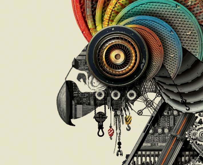 Diego Mazzeo: mechanical animals