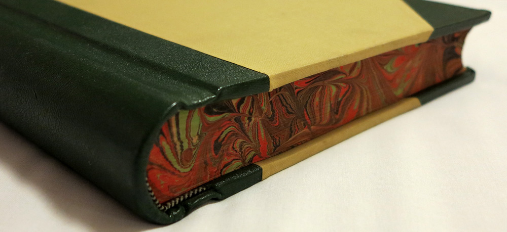 Ledger binding