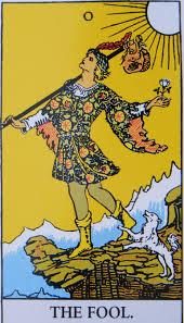 The Tarot Fool