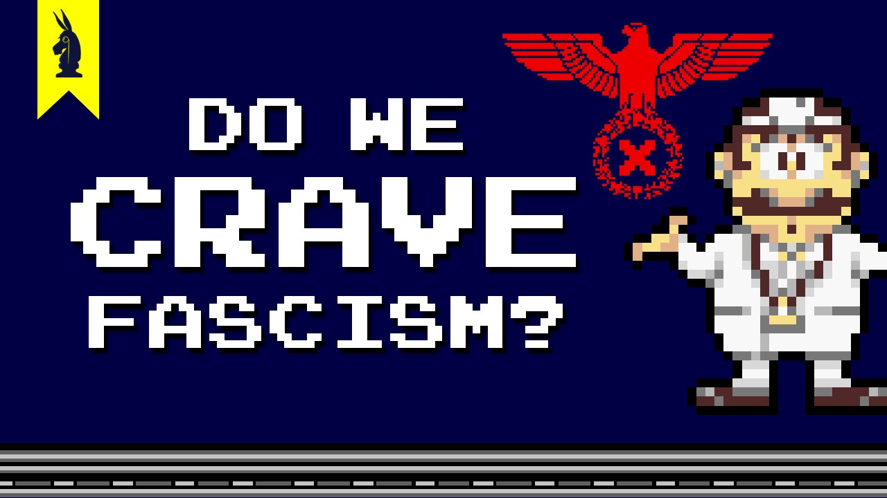 Do we crave fascism?