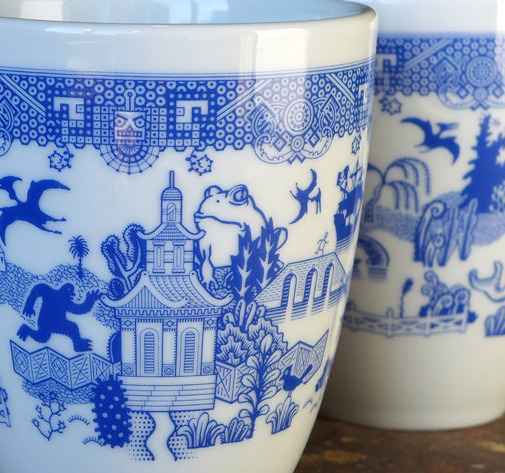 Calamityware: disaster porcelain