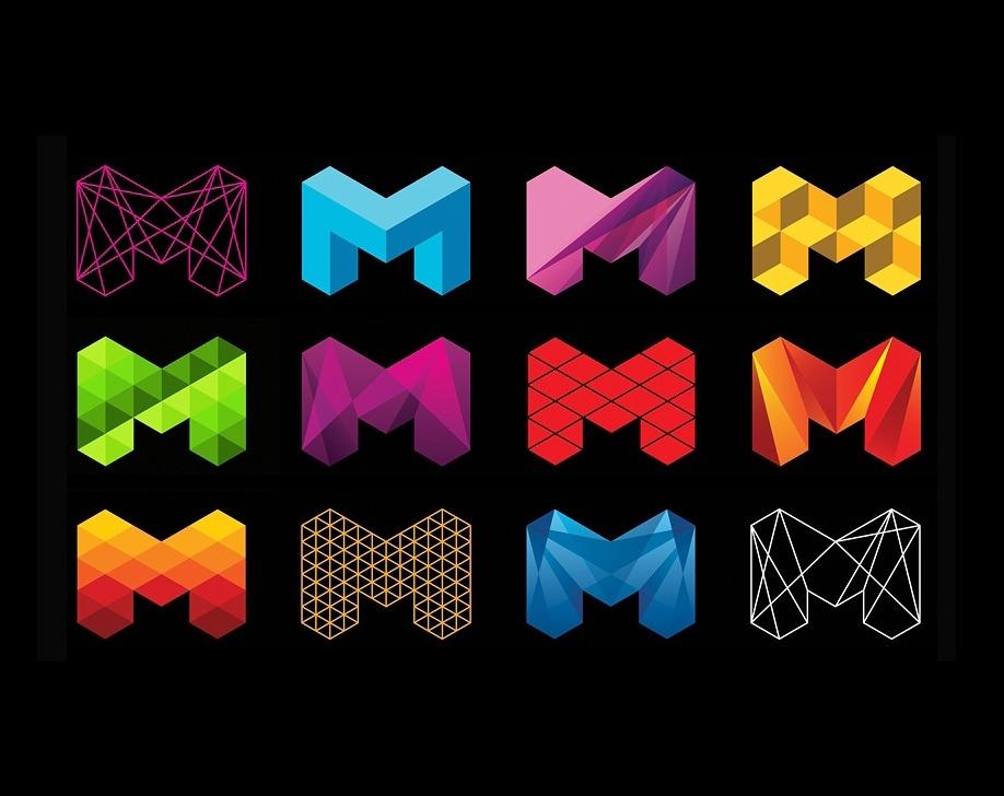 Logo rethink: generative identity