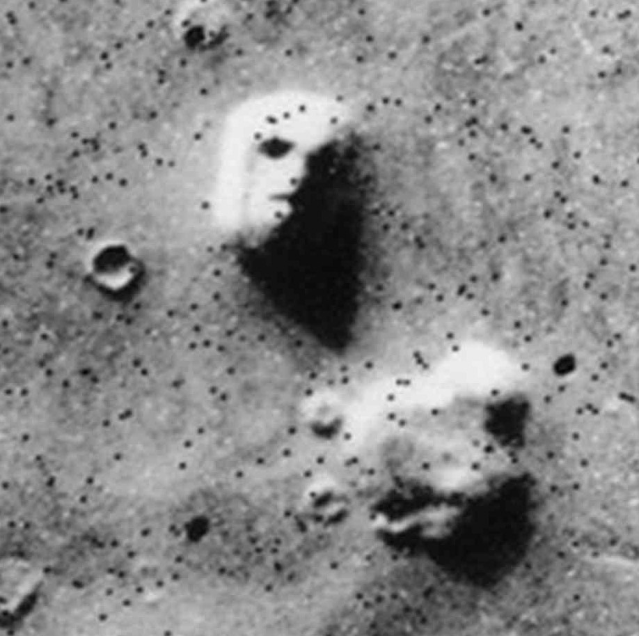 A lump of rock or a message from Mars?