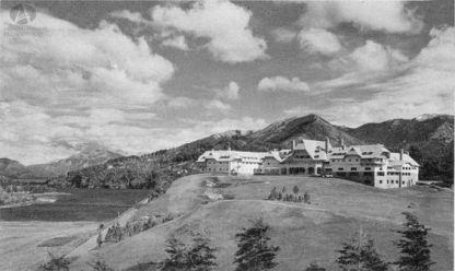 Hotel Llao Llao, Photo G. Kaltschmidt, Ca. 1955