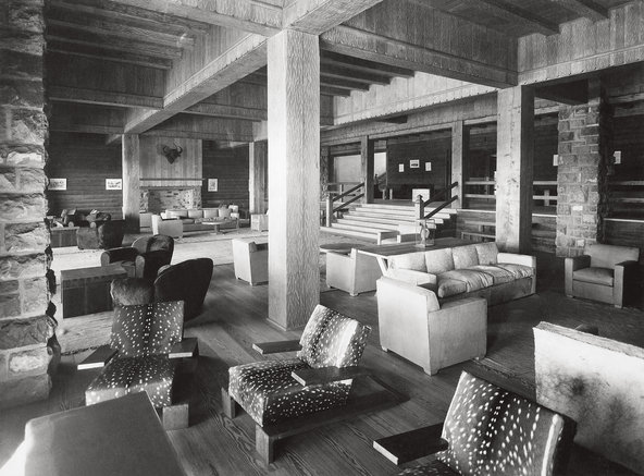 The Elite and Fire: JM Frank's Short-lived Llao-Llao Furniture