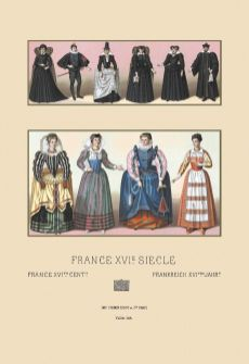 French bourgeoisie of the sixteenth century.