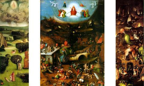 The Last Judgment, c. 1500–05.