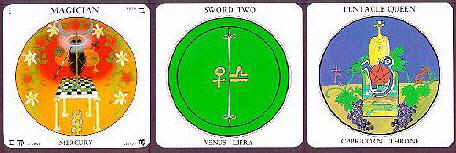 Image result for mandala astrological tarot