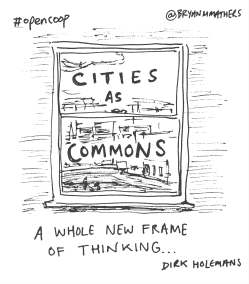 Cities as Commons