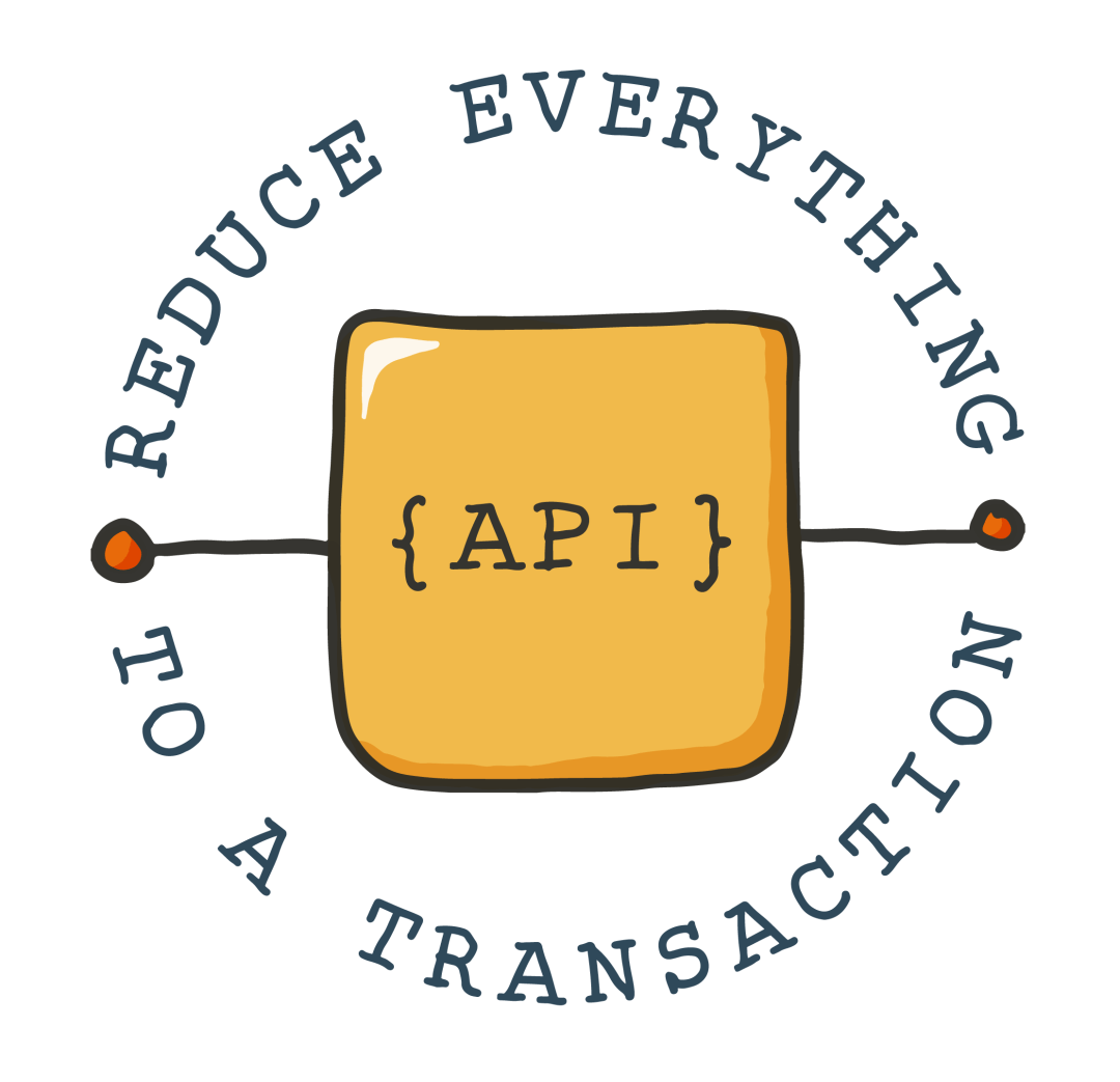 reduce everything to a transaction_tr
