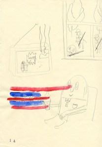 櫻田潤 アートワーク THE UNION ( p14 )