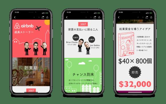 櫻田潤 インフォグラフィック Airbnb
