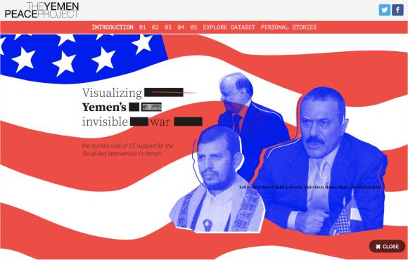 イエメン内戦 ビジュアルストーリー 1