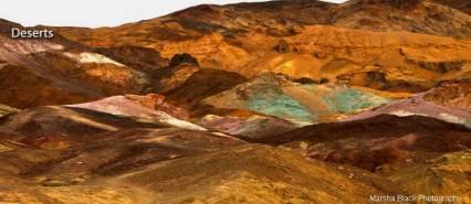 Artist's Palette in Death Valley | Photo: Marsha J Black