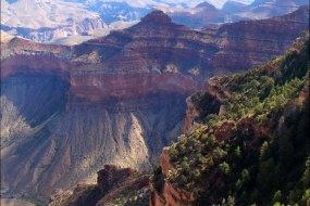 Evening View of the Grand Canyon   Marsha J Black