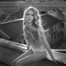 Yulia Vasilieva by Fedor Simmul