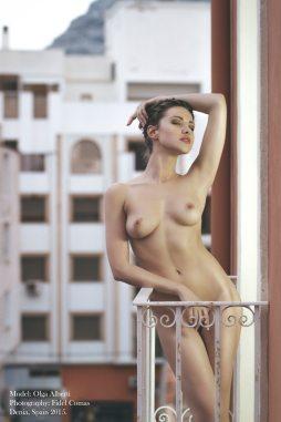 Olga Alberti by Fidel Comas