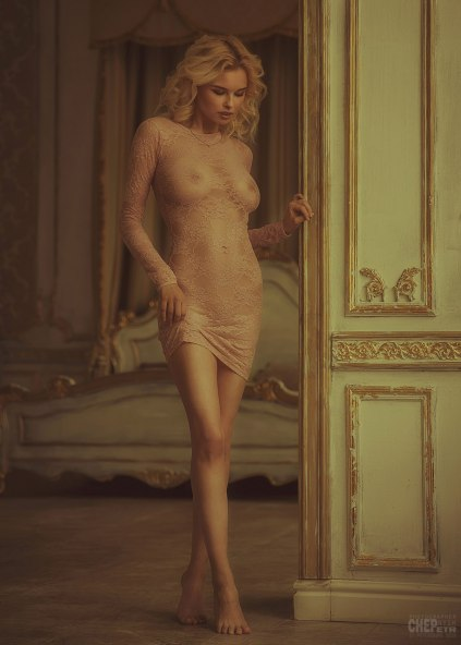 Julia Logacheva by Petr Chernysh